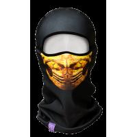 Балаклава Scorpion (персонаж Mortal Kombat)