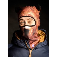 Балаклава Bear (Бурый медведь)